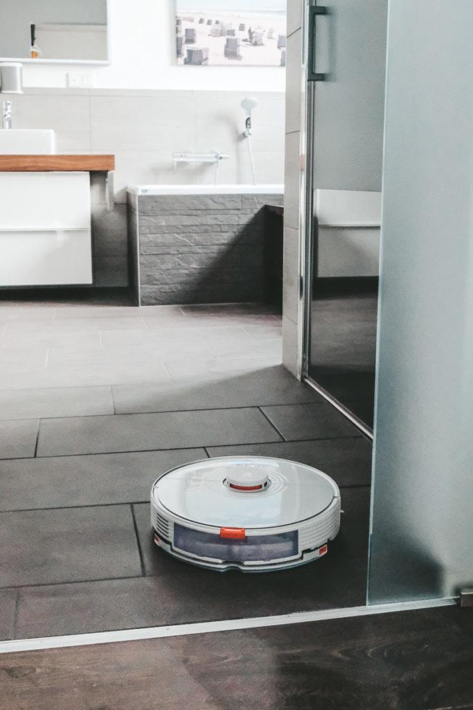 Roborock S7 Test Saugroboter intelligenter Moop