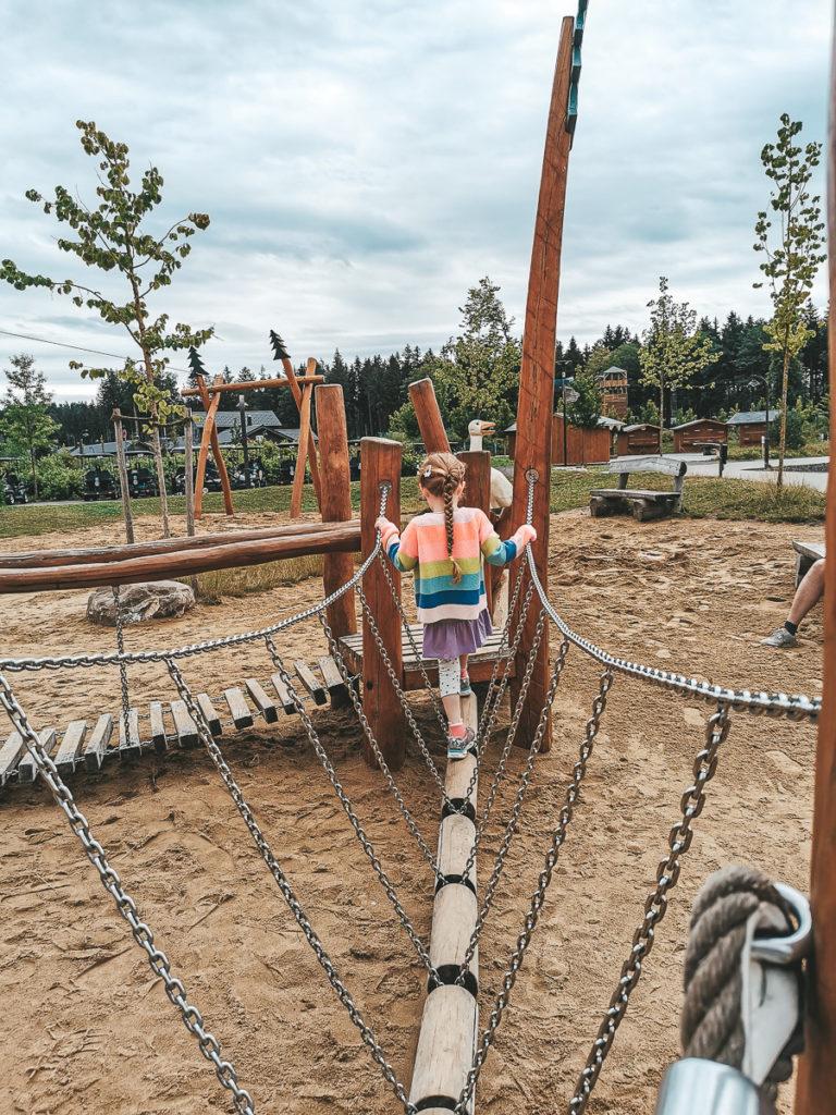 Center Park Allgäu mit Kindern erleben