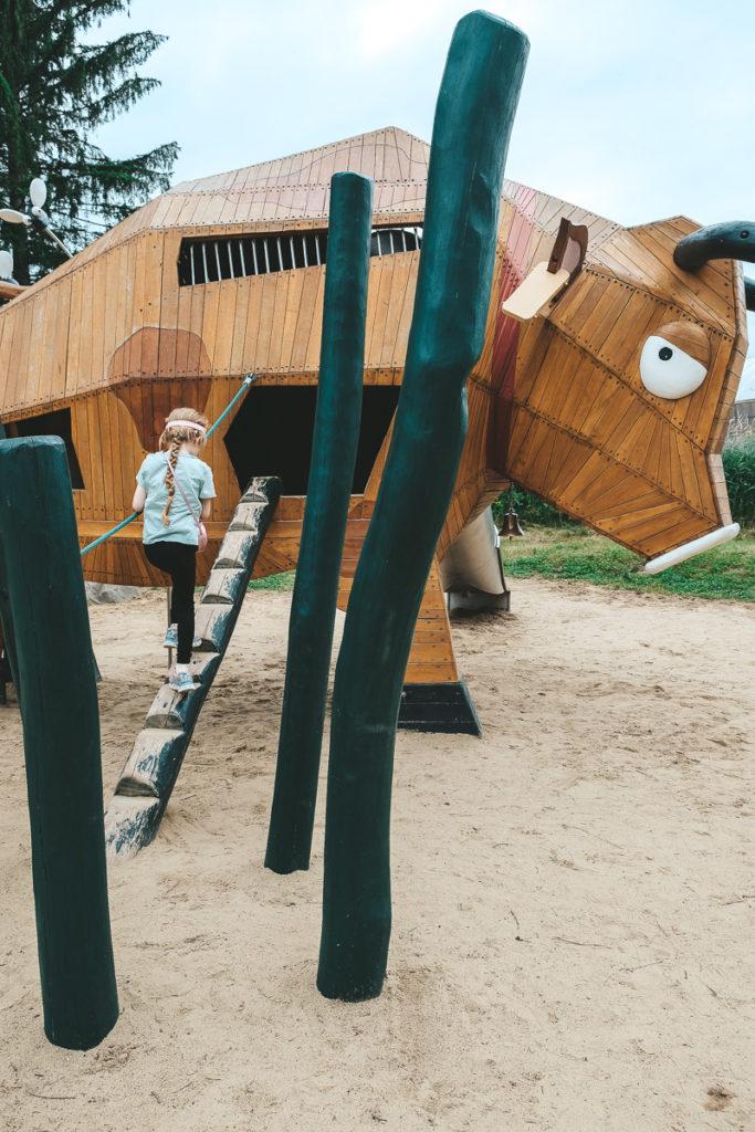 Center Park Allgäu Spielplätze für Kinder