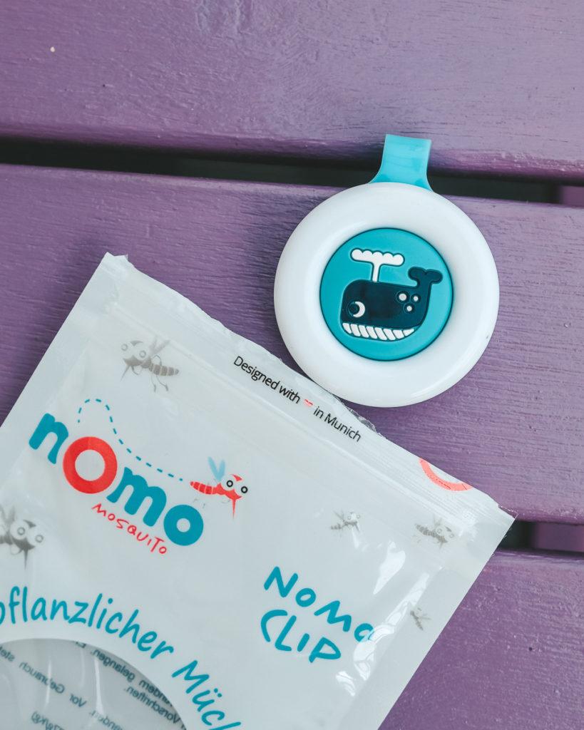 Nomo Mosquito Wirkung Dauer